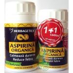 Aspirina organica 1+1 gratis