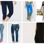 Pantaloni de dama masuri mari – 50, 52, 54, 56, 58
