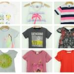 Tricouri Zara pentru copii