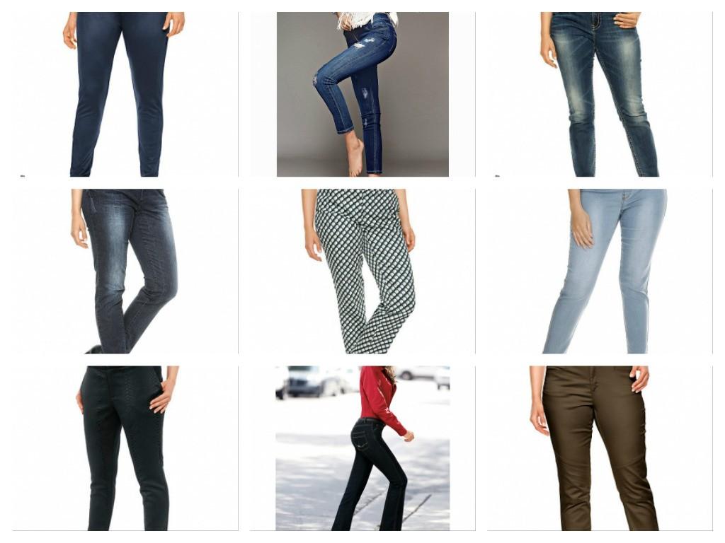blugi si pantaloni ieftini