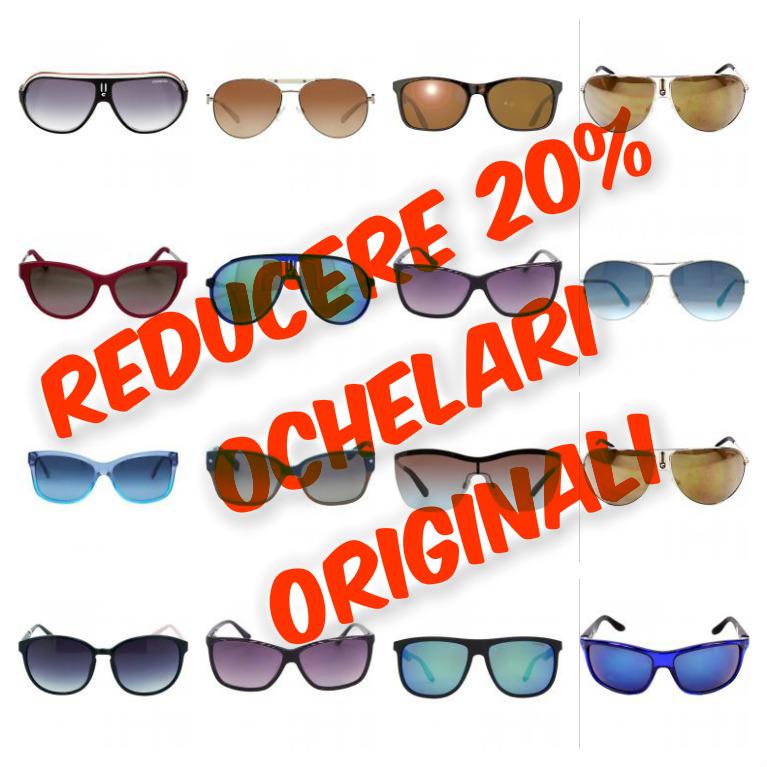 ochelari de soare originali la preturi reduse