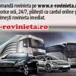 Economisește timp și bani comandând rovinieta online de pe e-rovinieta.ro