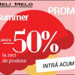 Bijuterii, genti si accesorii MELI MELO, acum la REDUCERE! Din 24 iunie, dam startul Summer PROMO!
