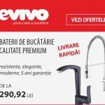 Reducerile de pe Evivo.ro mi-au dat idei – 4 lucruri pe care aș vrea să le schimb în bucătărie și în baie
