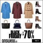 Answear.ro – zeci de mii de produse la reducere de Black Friday