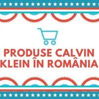 produse Calvin Klein în românia