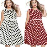 11 de modele de rochii de ocazie mărimi mari cu preț sub 250 de lei