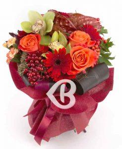 anthurium floare