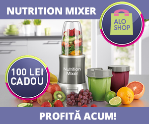 oferta reducere blender nutrition mixer