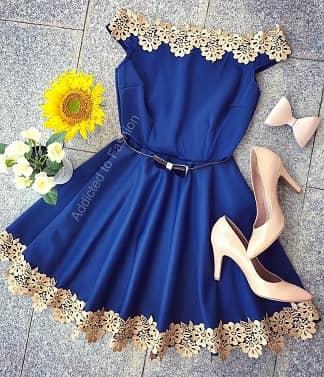 Cum să te îmbraci prima întâlnire rochie