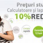 3 site-uri care oferă reduceri pentru studenți la produse IT&C(laptop, tabletă, calculator, imprimanta, componente)