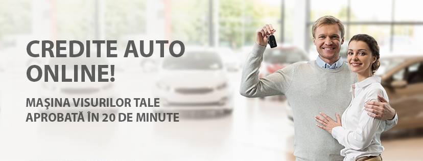 credite auto online