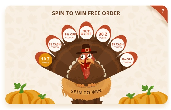 Free Spin To Win