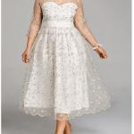 rochie mărime mare pentru cununie