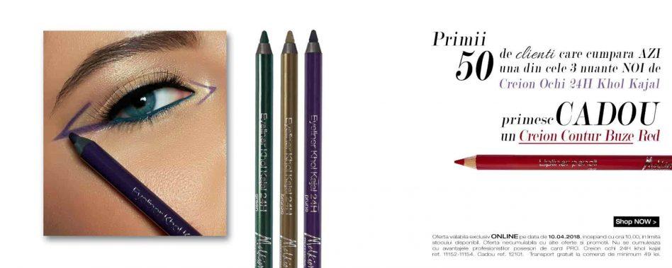 oferta melkior creion Khol Kajal
