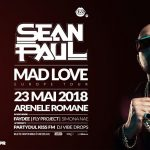 Sean Paul concert 23 mai