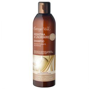 șampon cu Keratină și proteine de Cașmir