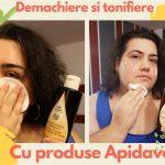 Demachiere si tonifiere cu produse apicole Apidava