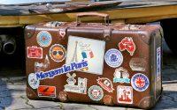 Valiza mergem la Paris